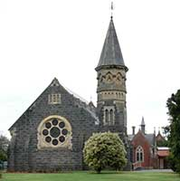 St Andrews church, Colac